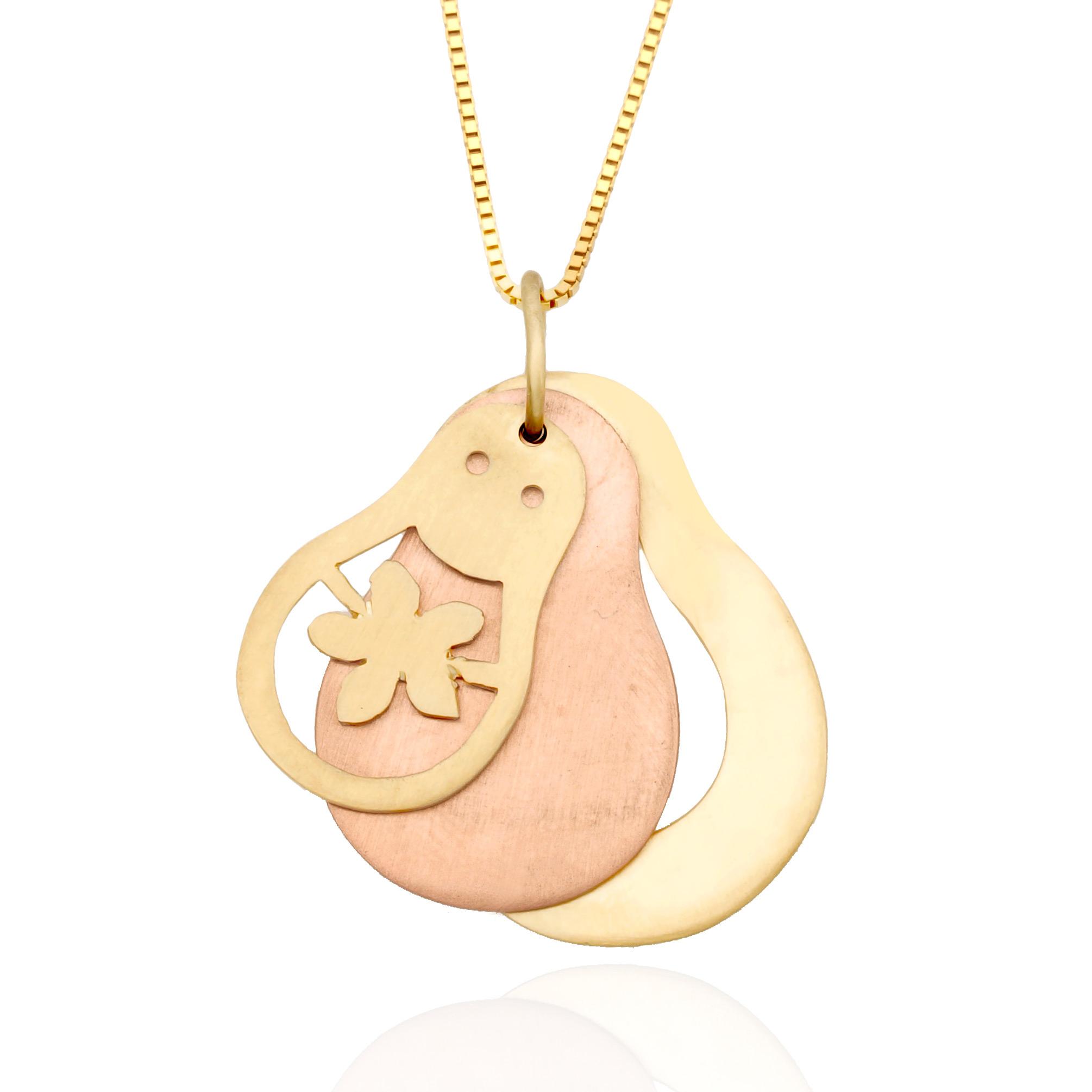 Tal's Babushka Necklace