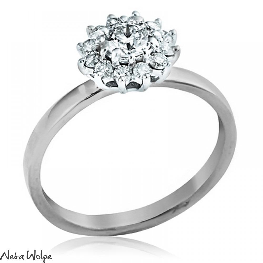 Princess Diana Ring Size W