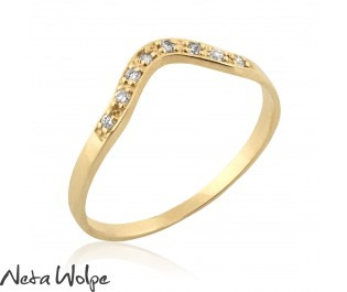 Custom Wedding Ring