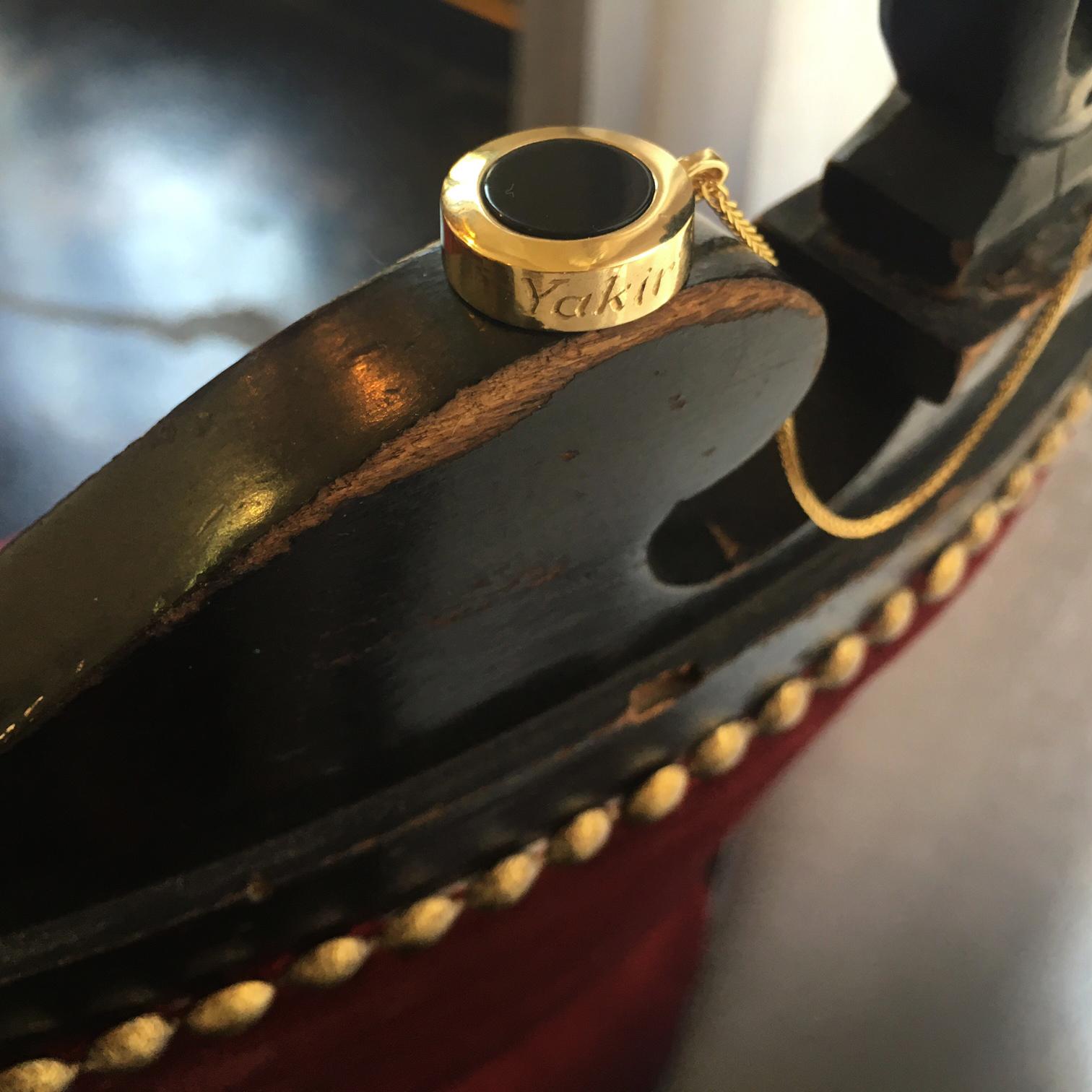 Custom Design Onyx Necklace