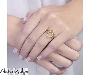 Black Diamond Stackable Rings