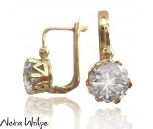Glamorous Diamond Earrings