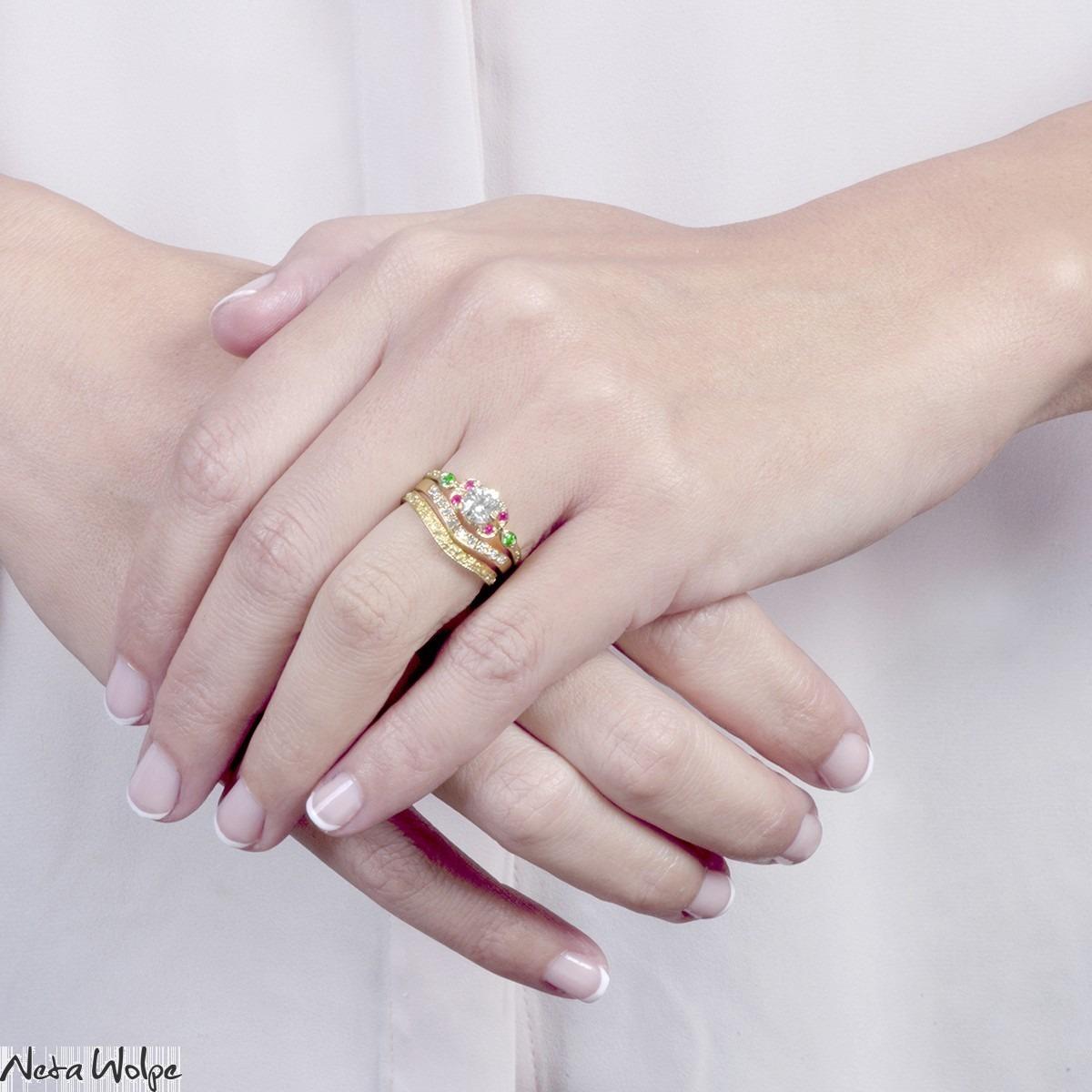Festive Stackable Rings | Festive Stackable Rings