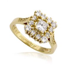 Lucy Diamond Engagement Ring