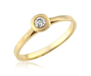High Polished Ring
