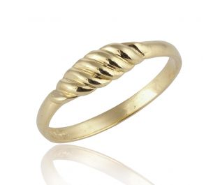 Heirloom Ring Yellow Gold