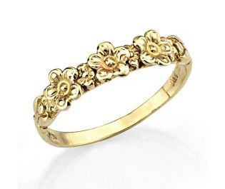 Intricate Floral Band